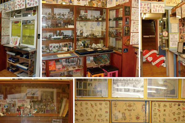 museo tatuaje