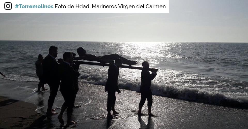 Blog Semana Santa en Torremolinos Via Crucis La Carihuela