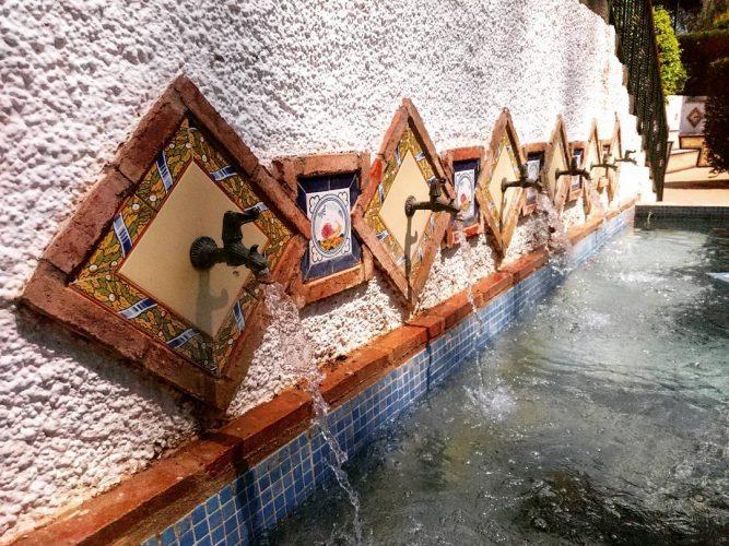 Aguas del Molino de Inca