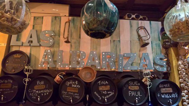 Vinotecas-Torremolinos-@holidayislands en Mesón Las Albarizas