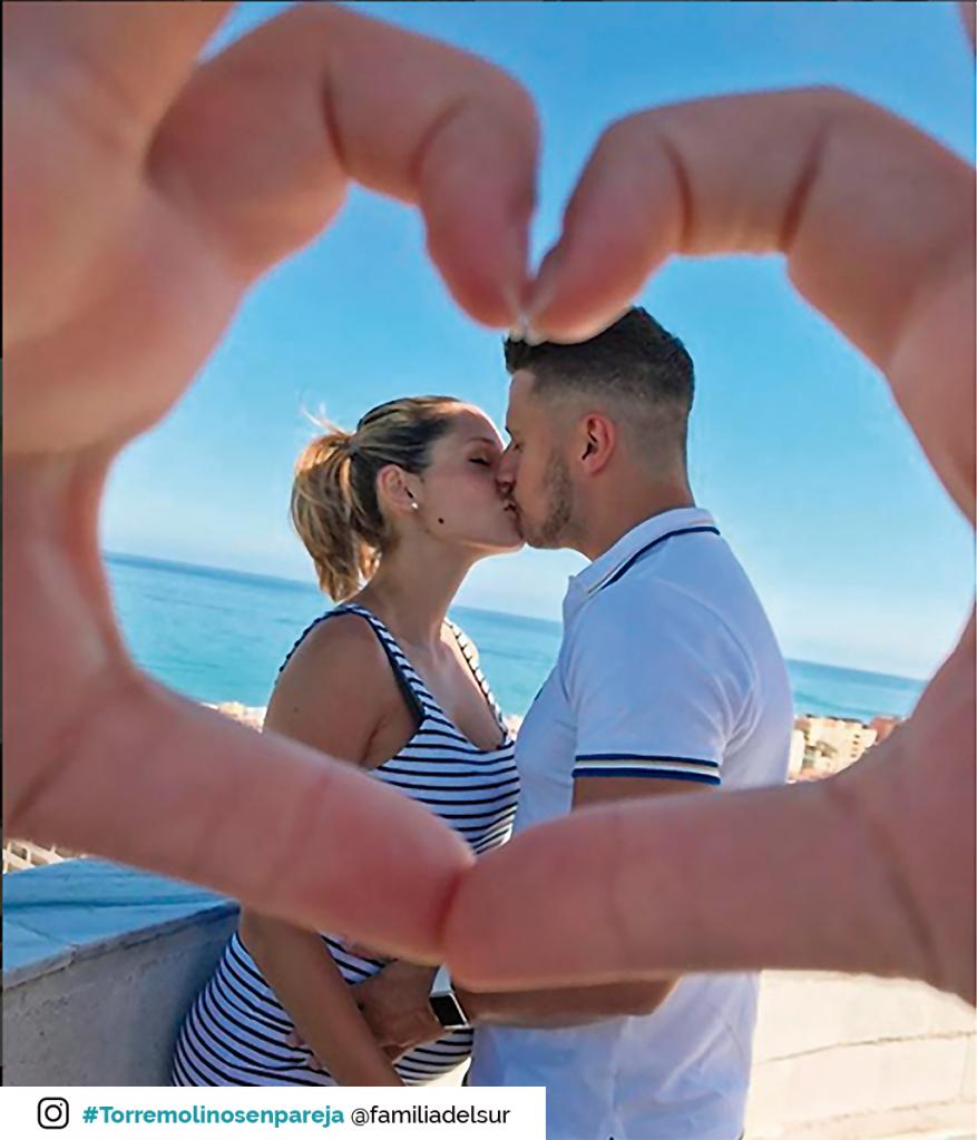 Torremolinos en pareja San Valentín