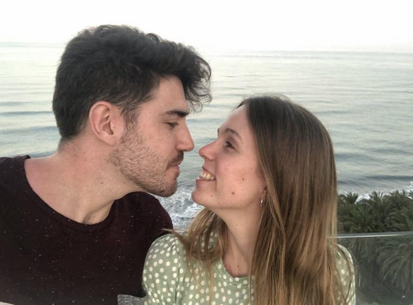 Besos Playa Torremolinos