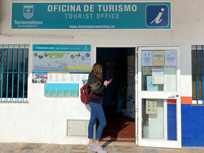 Oficina de Turismo La Carihuela